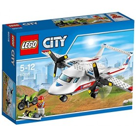 AVION MEDICO 60116  LEGO CITY