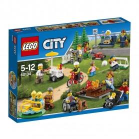 DIVERSIÓN EN EL PARQUE: GENTE DE LA CIUDAD 60134 LEGO CITY