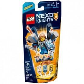 ROBIN ULTIMATE LEGO NEXO KNIGHTS 70333