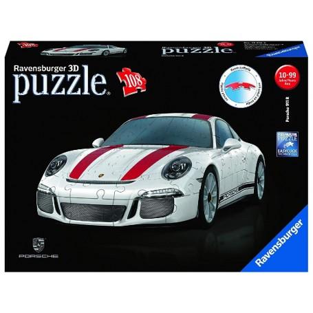 PORCHE 911 PUZZLE 3D 108 PZAS