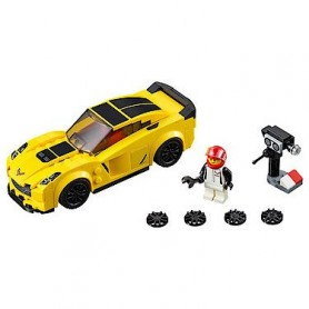 CHEVROLET CORVETTE Z06 75870  LEGO SPEED CHAMPIONS
