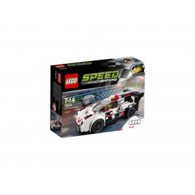 AUDI R18 E-TRON QUATTRO 75872  LEGO SPEED CHAMPION