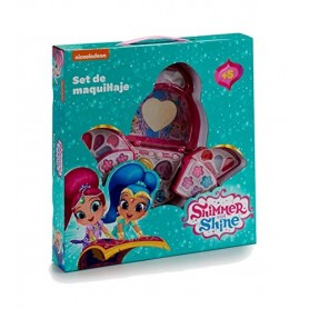 KIT MAQUILLAJE COSMETICA SHIMMER AND SHINE