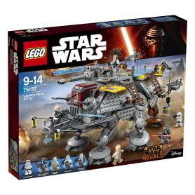 AT-TE DEL CAPITÁN REX 75157  LEGO STAR WARS