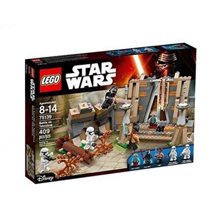 BATALLA EN TAKODANA 75139 LEGO STAR WARS
