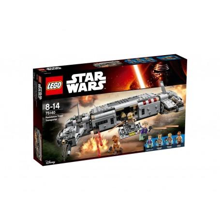 RESISTANCE TROOP TRANSPORT 75140  LEGO STAR WARS
