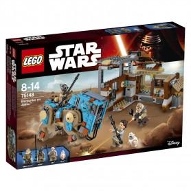 ENCUENTRO EN JAKKU 75148  LEGO STAR WARS