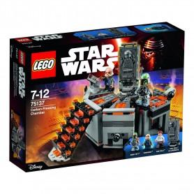 CAMARA DE CONGELACION EN CARBONITA 75137  LEGO STAR WARS