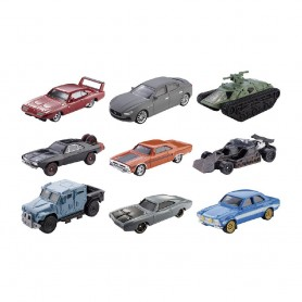 VEHICULO FAST & FURIOUS 8  DIECAST