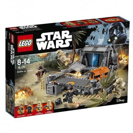 BATALLA EN SCARIF LEGO STAR WARS 75171