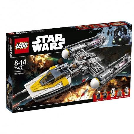 Y-WING STARFIGHTER LEGO STAR WARS 75172