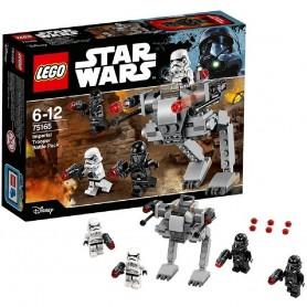 PACK COMBATE CON SOLDADOS IMPERIALES LEGO 75165 STAR WARS