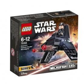 MICROFIGHTER IMPERIAL SHUTTLE KRENNIC LEGO STAR WARS 75163