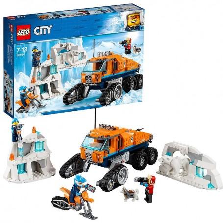 LEGO CITY ÁRTICO: VEHÍCULO DE EXPLORACIÓN (60194)
