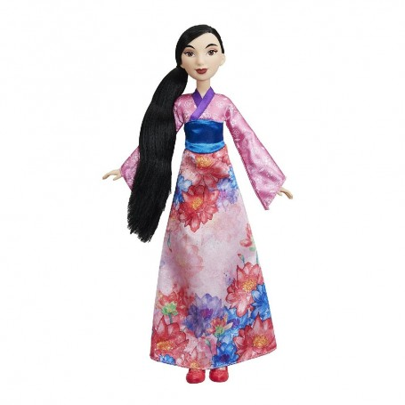 PRINCESA MULAN BRILLO REAL DISNEY