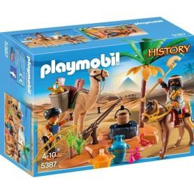 CAMPAMENTO EGIPCIO PLAYMOBIL 5387