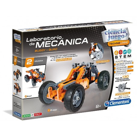 LABORATORIO DE MECANICA - BUGGY & QUAD