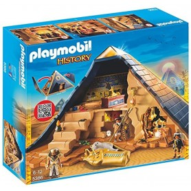 PIRÁMIDE DEL FARAÓN PLAYMOBIL 5386