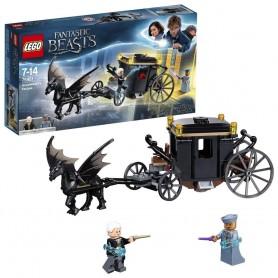 LEGO HARRY POTTER - HUIDA DE GRINDELWALD 75951