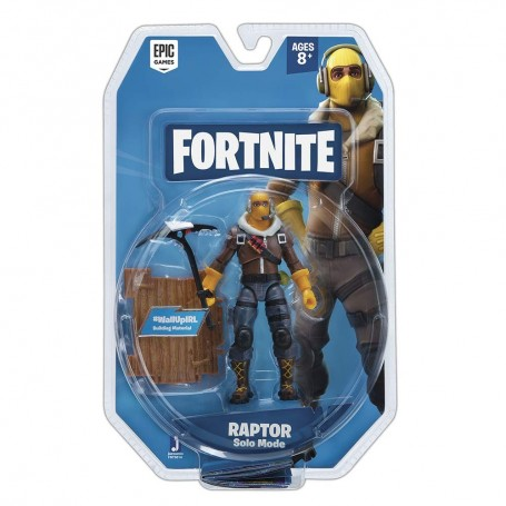 FIGURA SOLO MODE RAPTOR - FORTNITE