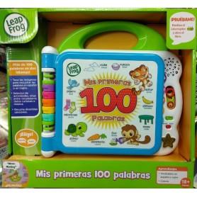 MIS PRIMERAS 100 PALABRAS LEAP FROG
