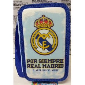 PLUMIER TRIPLE REAL MADRID