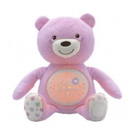 PROYECTOR BABY BEAR ROSA