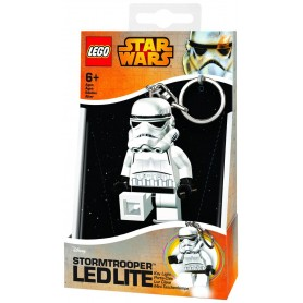 LEGO STAR WARS - LLAVERO LEDLITE STORMTROOPER