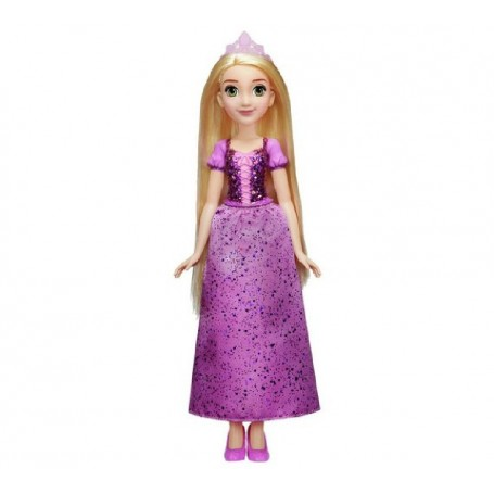 MUÑECA PRINCESA RAPUNZEL BRILLO REAL - DISNEY
