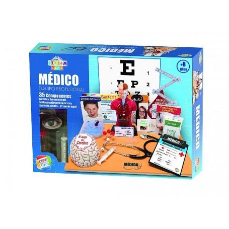 EQUIPO PROFESIONAL MEDICO