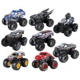 HOT WHEELS MONSTER JAM  DIE-CAST 1:24 (SURTIDO)