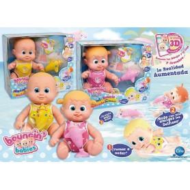 BOUNCING BABIES - NADANDO CON DELFINES (Surtido)