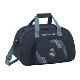 "BOLSA DEPORTE REAL MADRID ""BLACK"""