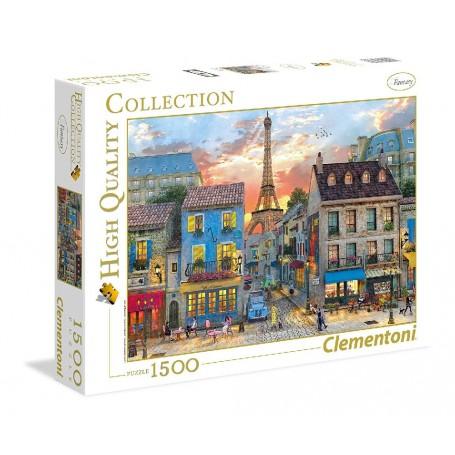 PUZZLE 1500 PIEZAS CALLE DE PARIS