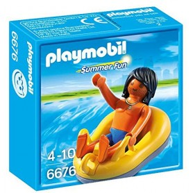 BOTE RAFTING PLAYMOBIL 6676