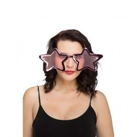 GAFAS STAR ROSA XL