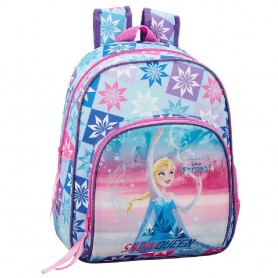MOCHILA FROZEN ICE MAGIC DISNEY ADAPTABLE 34CM
