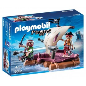 BALSA PIRATA PLAYMOBIL 6682