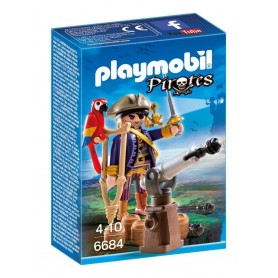 CAPITÁN PIRATA PLAYMOBIL 6684
