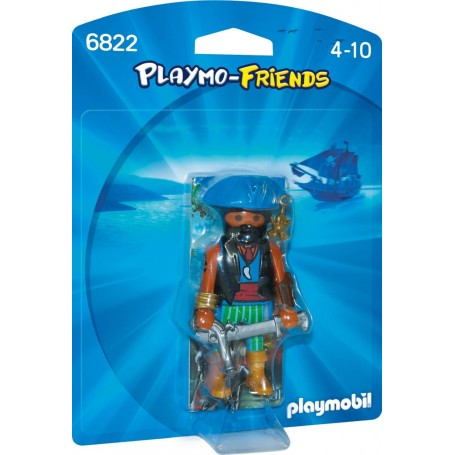 PIRATA  PLAYMOBIL 6822