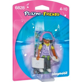 MULTIMEDIA GIRL PLAYMOBIL 6828
