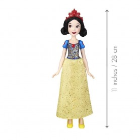 MUÑECA PRINCESA BLANCANIEVES BRILLO REAL - DISNEY