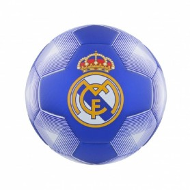 REAL MADRID BALON N2 MEDIANO AZUL-BLANCO TALLA 0