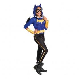 DISFRAZ BATGIRL SUPER HERO GIRL 8-10 AÑOS