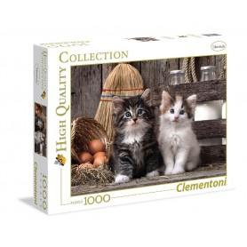 PUZZLE 1000 PIEZAS LOVELY KITTENS