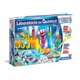 LABORATORIO DE QUIMICA - CIENCIA Y JUEGO