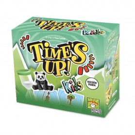 JEUGO CARTAS - TIME'S UP ! KIDS 2 (VERSION PANDA)