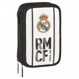 PLUMIER TRIPLE 41 PCS REAL MADRID 2019