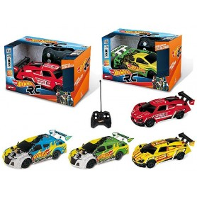HOT WHEELS - MINI RADIO CONTROL (VARIOS MODELOS)