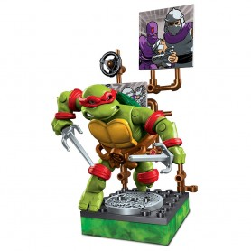 MEGA BLOKS TEENAGE MUTANT NINJA TURTLES TORTUGAS NINJA